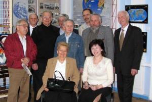 Члены Одесского отделения ветеранов МКФ