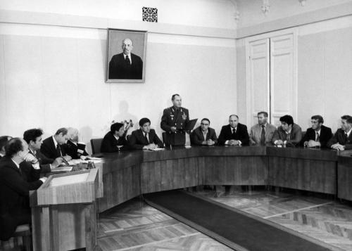 Обсуждение хода строительства пр-та Зодиак КИК Маршал Неделин