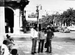 10.- 1974 год, Гавана. Козаков Евгений, Закляков Владимир, Зиновик Николай на перепутье - куда идти?