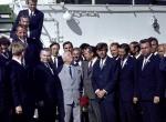 На борту КЮГа 1971 г